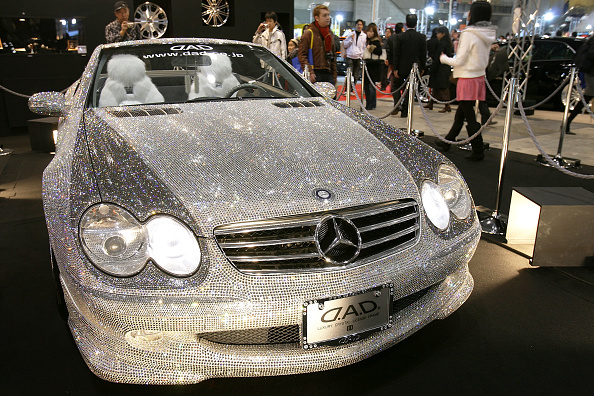 スワロフスキー「Tokyo Auto Salon 2009 Take Place In Chiba」:写真・画像(0)[壁紙.com]
