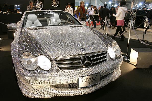 Swarovski「Tokyo Auto Salon 2009 Take Place In Chiba」:写真・画像(4)[壁紙.com]