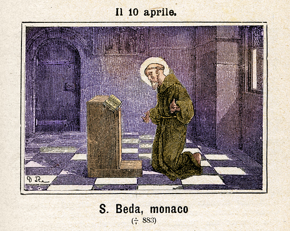 Fototeca Storica Nazionale「Saint Beda The young」:写真・画像(11)[壁紙.com]