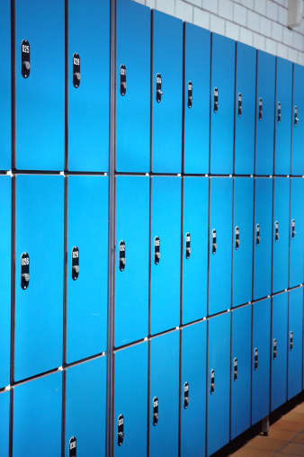 スポーツ「青色ロッカーズ」:スマホ壁紙(2)