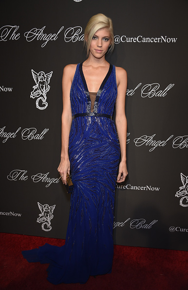 Purse「Gabrielle's Angel Foundation Hosts Angel Ball 2014 - Arrivals」:写真・画像(1)[壁紙.com]