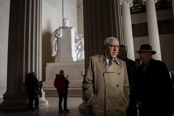 Drew Angerer「National Park Foundation Receives Philanthropic Gift For Lincoln Memorial Renovation」:写真・画像(3)[壁紙.com]