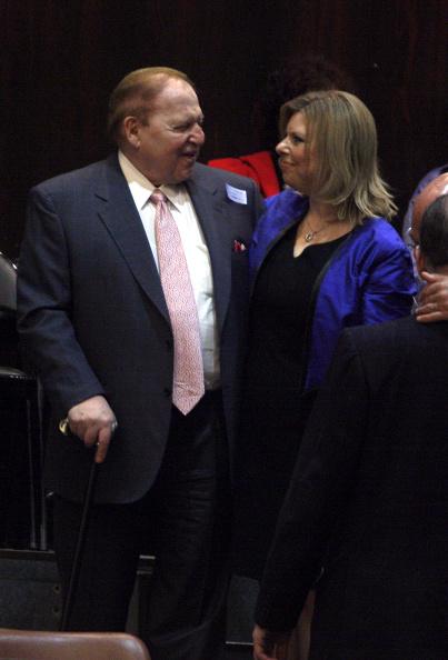 Philanthropist「Sheldon Adelson And Sara Netanyahu」:写真・画像(10)[壁紙.com]