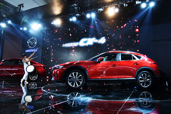 Mazda「Mazda at Beijing Motor Show - Auto China」:写真・画像(0)[壁紙.com]