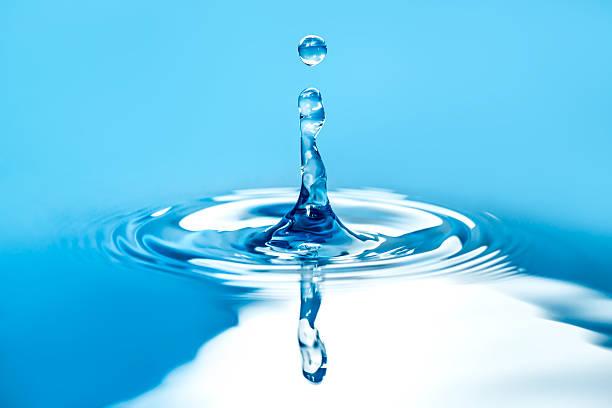 Water drop collision:スマホ壁紙(壁紙.com)