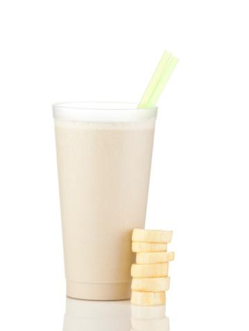 Drinking Glass「Banana Smoothie」:スマホ壁紙(19)