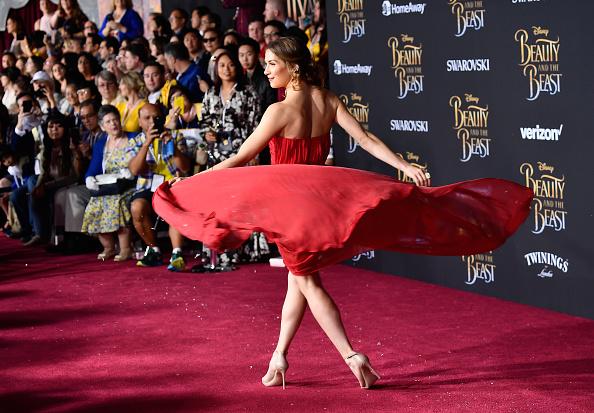 """El Capitan Theatre「Premiere Of Disney's """"Beauty And The Beast"""" - Arrivals」:写真・画像(16)[壁紙.com]"""