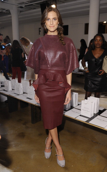 Skirt「Peter Som - Front Row - Spring 2013 Mercedes-Benz Fashion Week」:写真・画像(14)[壁紙.com]