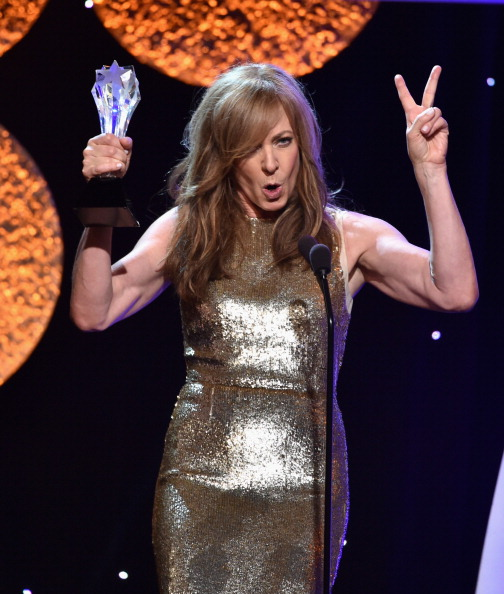 Best supporting actress prize「4th Annual Critics' Choice Television Awards - Show」:写真・画像(10)[壁紙.com]