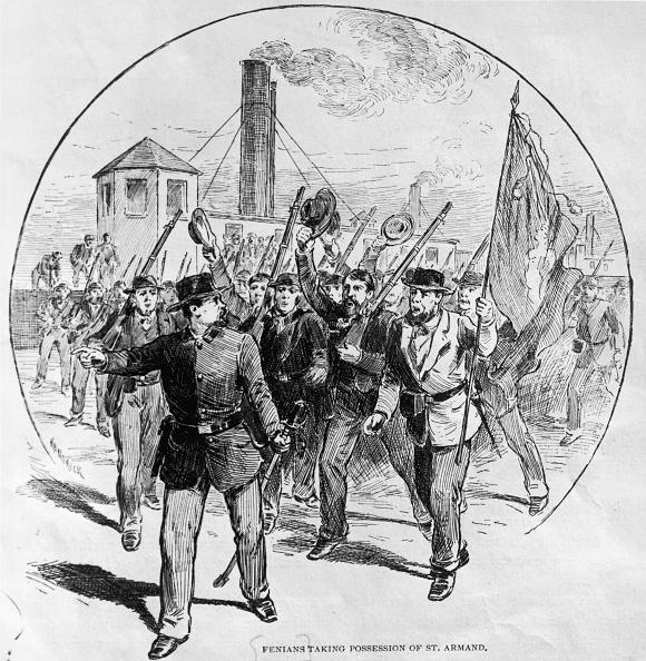 Aggression「Fenian Raids」:写真・画像(16)[壁紙.com]