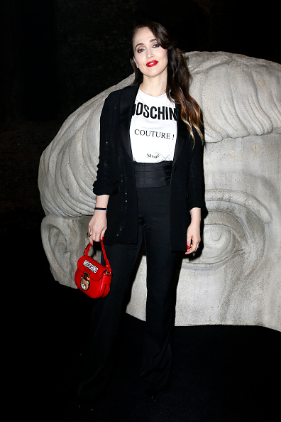 Purse「Moschino - Front Row - Menswear Collection Autumn/Winter 2019/20」:写真・画像(14)[壁紙.com]