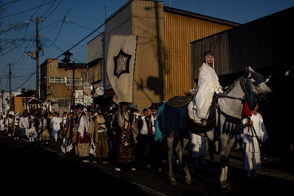 お祭り「The Samurai Of Fukushima」:写真・画像(7)[壁紙.com]