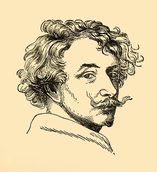 Sir Anthony Van Dyck「Anthonis Van Dyck」:写真・画像(0)[壁紙.com]