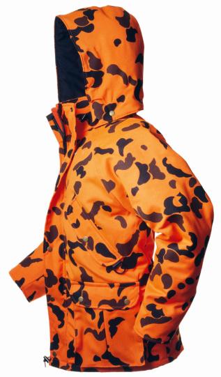 迷彩柄「ハンティングジャケット」:スマホ壁紙(3)