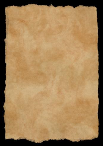 Burnt「Torn-edged Brown Paper」:スマホ壁紙(5)