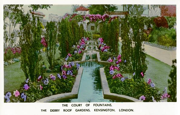 Grounds「The Derry Roof Gardens, London」:写真・画像(9)[壁紙.com]