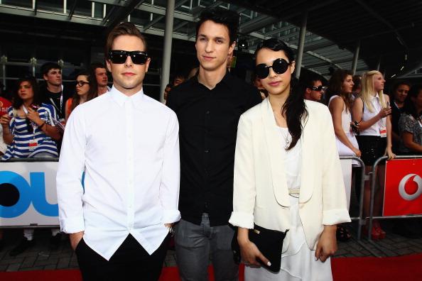 Spark Arena「2011 Vodafone Music Awards - Arrivals」:写真・画像(16)[壁紙.com]