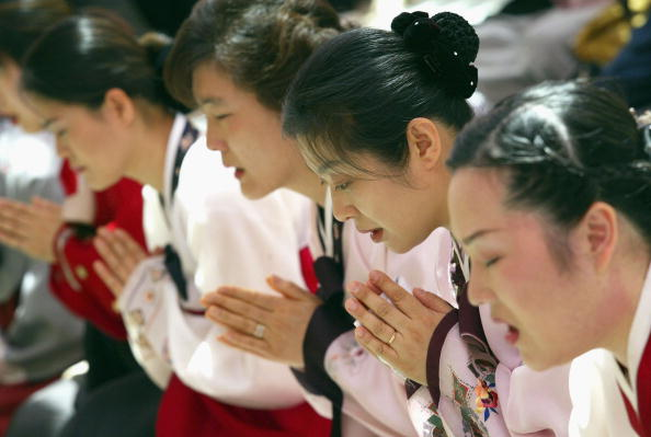 Start Button「Children Become Buddhist Monks For A Month In Seoul」:写真・画像(11)[壁紙.com]