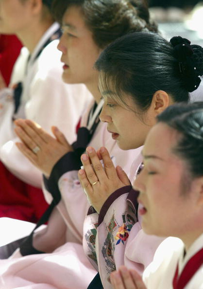Start Button「Children Become Buddhist Monks For A Month In Seoul」:写真・画像(10)[壁紙.com]