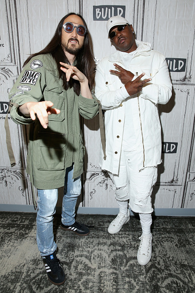 Fully Unbuttoned「BUILD Series And Steve Aoki Present A Special Live Event Celebrating The Spring/Summer 2018 Dim Mak Collection And Release Of KOLONY」:写真・画像(9)[壁紙.com]