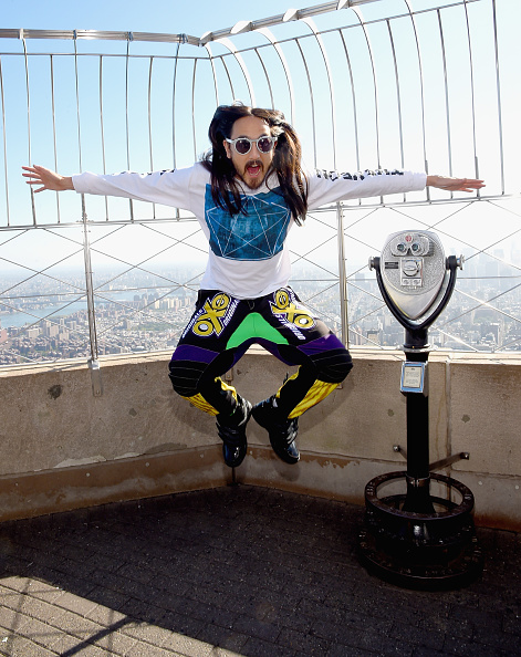 Empire State Building「Steve Aoki Visits The Empire State Building」:写真・画像(4)[壁紙.com]