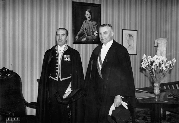 Ambassador「Hans Georg von Mackensen」:写真・画像(15)[壁紙.com]