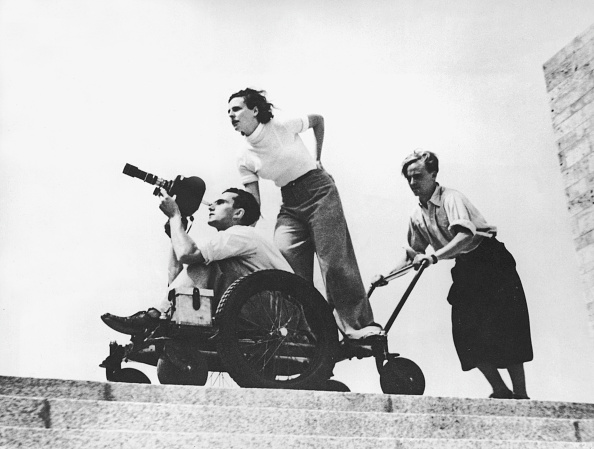 Film Director「Leni Riefenstahl」:写真・画像(16)[壁紙.com]