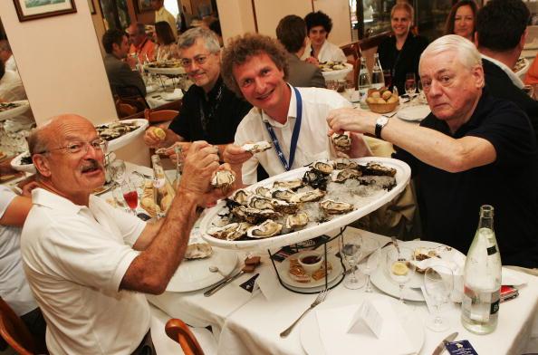 60th International Cannes Film Festival「Cannes - German Filmakers Lunch」:写真・画像(15)[壁紙.com]