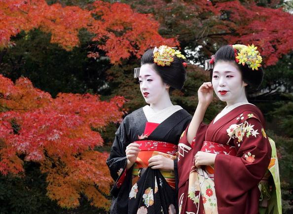 茶道「Traditional Tea Ceremony Performed In Kyoto」:写真・画像(18)[壁紙.com]