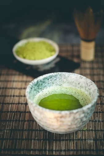 緑茶「Japanese matcha tea」:スマホ壁紙(11)
