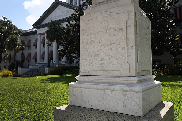 Tallahassee「Monuments To The Confederacy In Question As Cities Across Country Debate Taking Them Down In Wake Of Charlottesville」:写真・画像(11)[壁紙.com]