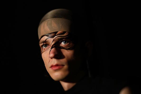 Tristan Fewings「MAN - Backstage - London Collections Men SS16」:写真・画像(18)[壁紙.com]