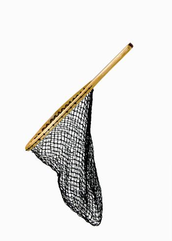 Slanted「Fishing Net On White  ... Side View Slanted」:スマホ壁紙(10)