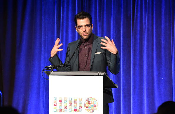 Zachary Quinto「Worldwide Orphans 12th Annual Gala」:写真・画像(5)[壁紙.com]