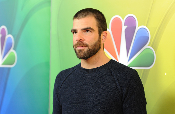 Zachary Quinto「NBCUniversal's 2015 Winter TCA Tour - Day 2 - Arrivals」:写真・画像(19)[壁紙.com]