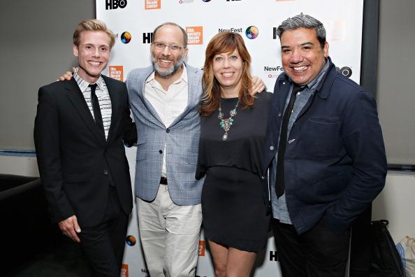 リンカーンセンター ウォルターリードシアター「'Futuro Beach' Opening Night Screening - 2014 Newfest」:写真・画像(1)[壁紙.com]