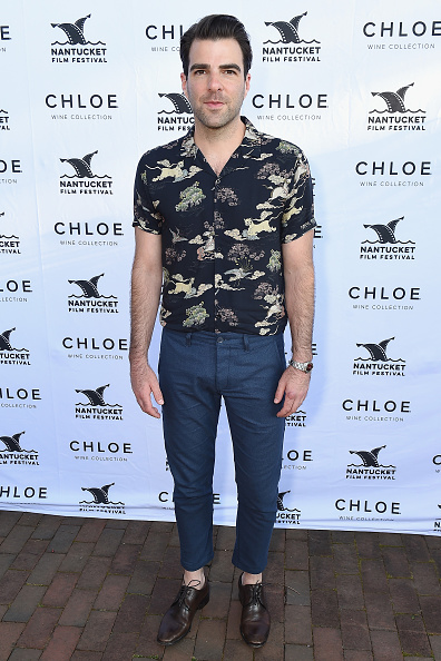 Zachary Quinto「2016 Nantucket Film Festival Day 4」:写真・画像(2)[壁紙.com]