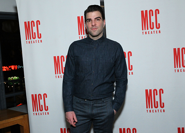 "Zachary Quinto「""Smokefall"" Opening Night - After Party」:写真・画像(16)[壁紙.com]"