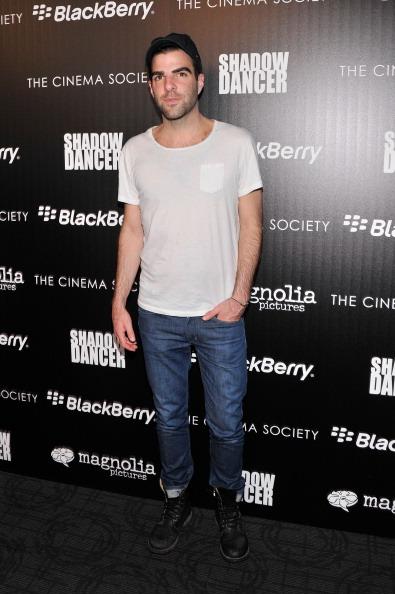 "Stephen Lovekin「The Cinema Society & BlackBerry Host A Screening Of Magnolia Pictures' ""Shadow Dancer"" - Arrivals」:写真・画像(6)[壁紙.com]"