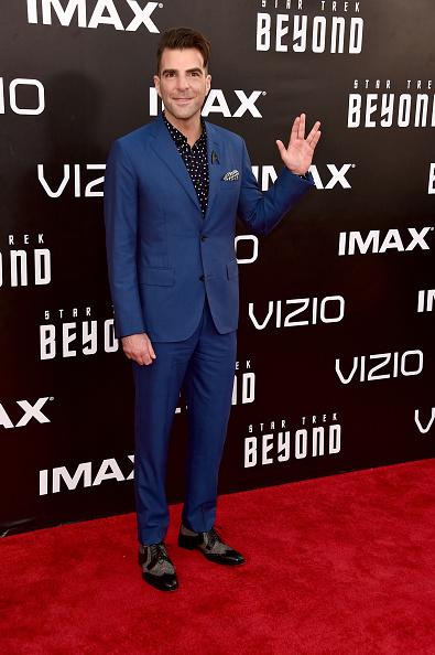 "Alberto E「Premiere Of Paramount Pictures' ""Star Trek Beyond"" - Arrivals」:写真・画像(13)[壁紙.com]"