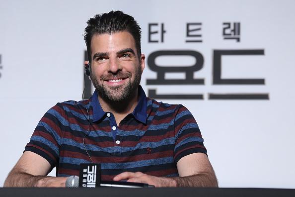 Zachary Quinto「Star Trek Beyond Korea Press Conference and Photocall」:写真・画像(14)[壁紙.com]