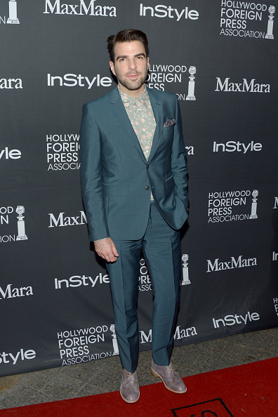 Zachary Quinto「2016 Toronto International Film Festival - TIFF/InStyle/HFPA Party - Arrivals」:写真・画像(3)[壁紙.com]
