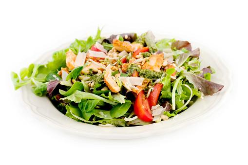 Pine Nut「Chicken Pesto Salad」:スマホ壁紙(14)