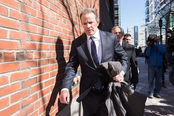 Boston - Massachusetts「Arraignments Handed Down In Boston Court During First Phase Of College Admissions Scandal Case」:写真・画像(9)[壁紙.com]