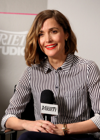 Rose Byrne「Variety Studio Presented By Moroccanoil At Holt Renfrew - Day 4 - 2014 Toronto International Film Festival」:写真・画像(11)[壁紙.com]