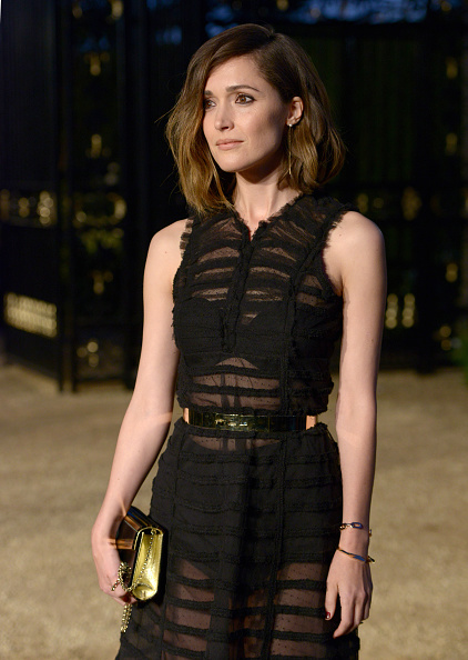 "Rose Byrne「Burberry ""London In Los Angeles"" Event - Red Carpet」:写真・画像(8)[壁紙.com]"