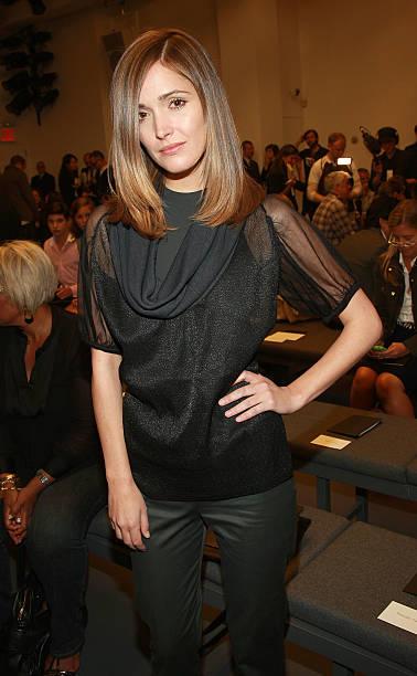 Calvin Klein - Front Row - Spring 2010 MBFW:ニュース(壁紙.com)