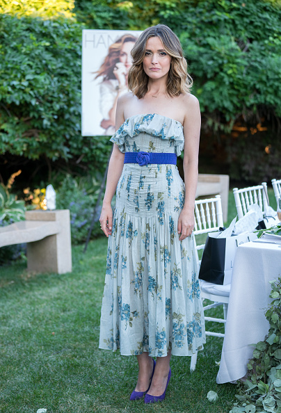 Ruffled「Hamptons Magazine Celebrates Cover Star Rose Byrne Presented By Lalique Along With Maddox Gallery」:写真・画像(8)[壁紙.com]