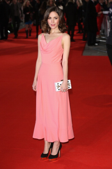 Pastel Colored「I Give It A Year - UK Premiere - Red Carpet Arrivals」:写真・画像(16)[壁紙.com]