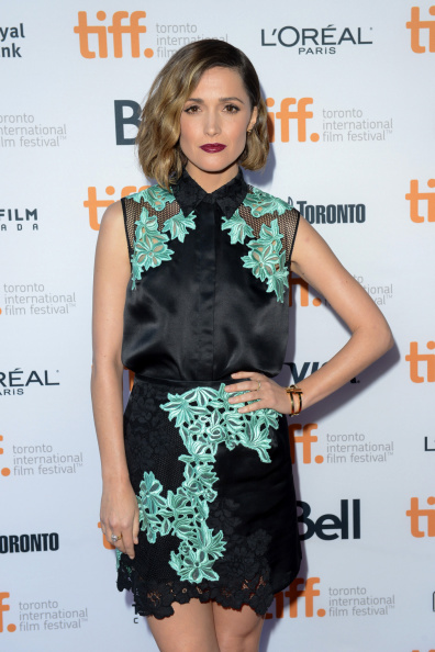 "Rose Byrne「""Adult Beginners"" Premiere - 2014 Toronto International Film Festival」:写真・画像(5)[壁紙.com]"